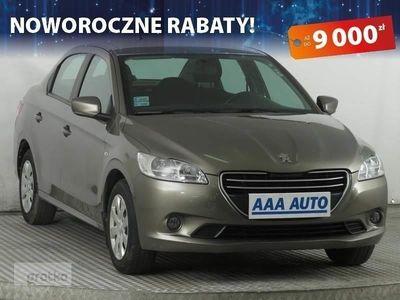 używany Peugeot 301  Salon Polska, Serwis ASO, Klima, Parktronic