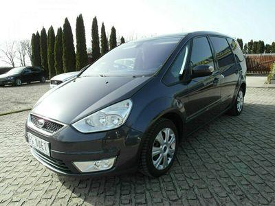 używany Ford Galaxy III 2,0 diesel 140KM zarejestrowany 7 miejsc