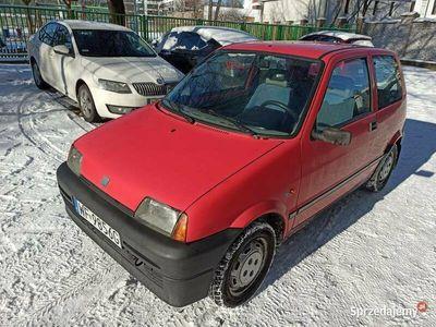 używany Fiat Cinquecento 500Oryginalny stan