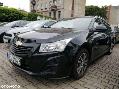 używany Chevrolet Cruze 1.6 124 KM, bogate wersja, zadbany, salon PL, okazja od RĘKI!