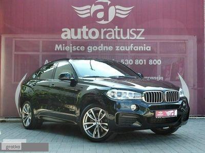 używany BMW X6 3dm 313KM 2016r. 29 000km