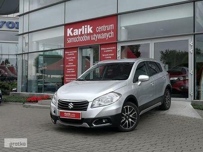 używany Suzuki SX4 S-Cross S-Cross Dealer Karlik Poznań 1.6 Premium 4x4 Salon PL FV23%