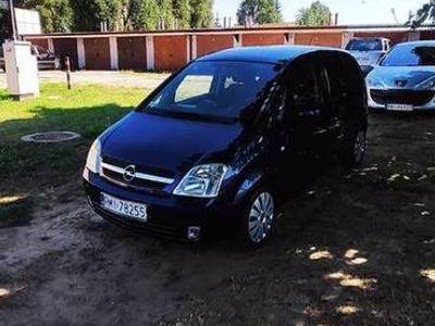 używany Opel Meriva Cosmo 1.6 16V Benzyna / Prywatnie