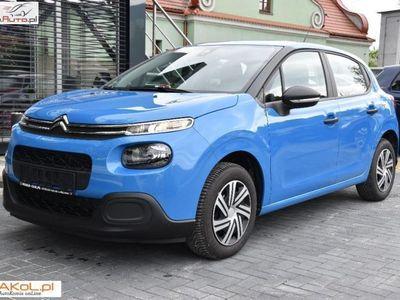 używany Citroën C3 1.2dm 68KM 2017r. 6 951km