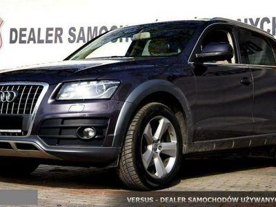 używany Audi Q5 2dm 180KM 2010r. 118 000km