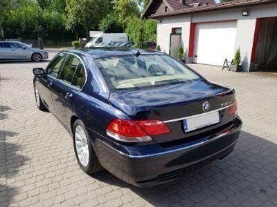 używany BMW 730 d E65 Polift Bogate wyposażenie Wzorowy stan techniczny