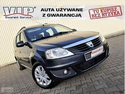używany Dacia Logan I Gwarancja VIP-Gwarant Serwisowany Bezwypadkowy, Częstochowa