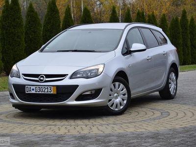 używany Opel Astra 1.6 CDTI 110KM Lift Model 2016 Navi PDC DRL 1wł