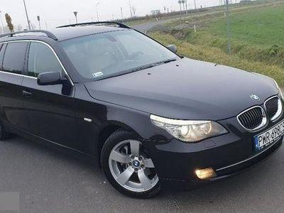 używany BMW 530 3dm 235KM 2008r. 211 000km