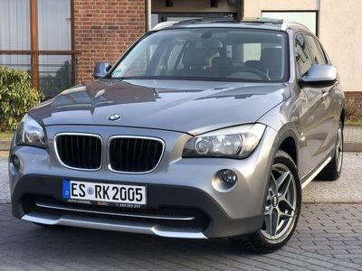 używany BMW X1 2dm 150KM 2010r. 156 746km