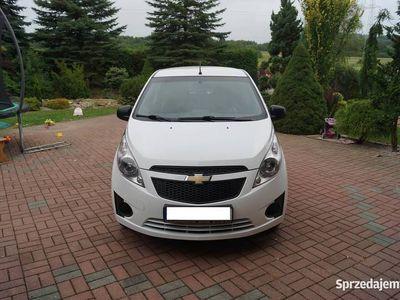 używany Chevrolet Spark 1.0 benzyna 68 KM Stan BDB Doinwestowany