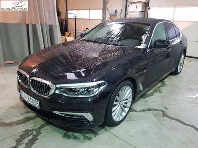używany BMW 520 2dm 190KM 2018r. 5 471km