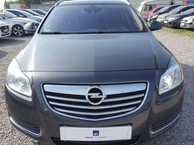 brugt Opel Insignia 2.0dm3 160KM 2011r. 275 400km COSMO model 2011 2.0 CDTI bixenon LED navi skóry cena 24.900 zł