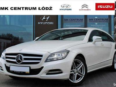 używany Mercedes CLS350 C218 3.0 265KM