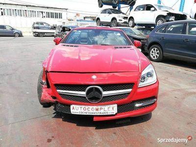 używany Mercedes SLK350