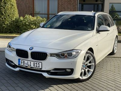 używany BMW 325 2dm 218KM 2014r. 145 675km