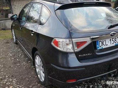 używany Subaru Impreza pakiet WRX Sport