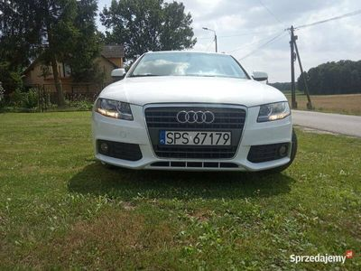 używany Audi A4 B8 Avant