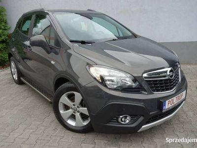 używany Opel Mokka X 1.4 140KM