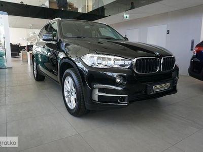 gebraucht BMW X5 III (F15) xDrive 25d, Navi Professional, kamera cofania