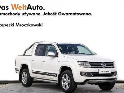 używany VW Amarok 2dm 179KM 2015r. 55 700km