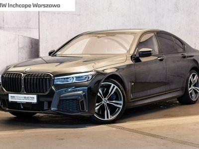 używany BMW 730 730 d xDrive   Pakiet Sportowy M Harman&Kardon Head-Up   G11 (2015-...)