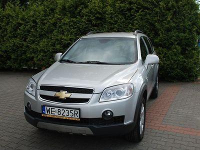 używany Chevrolet Captiva Warszawa Stara Miłosna