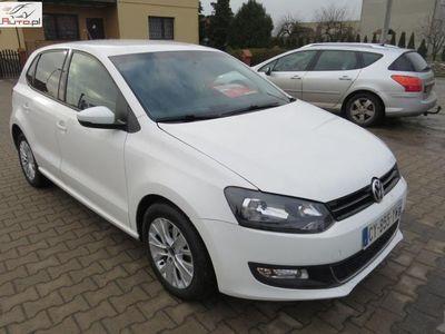 używany VW Polo 1.6dm3 90KM 2013r. 120 900km LIFE 1.6 TDi 90 KM Parktronic Gwarancja