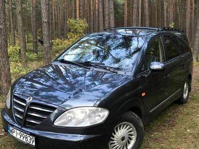 używany Ssangyong Rodius Camper Lux Wagon Automat Okazja sezon 2020r