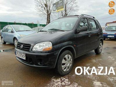 gebraucht Suzuki Ignis 1.3dm3 83KM 2002r. 206 000km