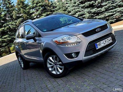 używany Ford Kuga 2.0tdci 140 km 4x4 titanium xenon navi xkóra top I (2008-2012)