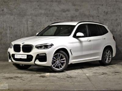 używany BMW X3 xDrive20d 190KM M Pakiet Salon PL NAVI Professional Gwarancja F.VAT 23 G01 (2017-)