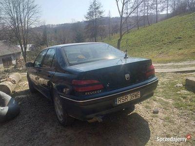 używany Peugeot 406 sedan