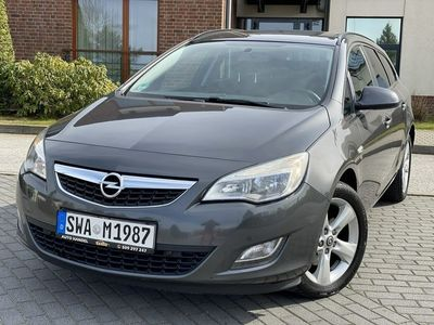 używany Opel Astra Cosmo Sport 110KM Navi Jak Nowa Okazja !!!