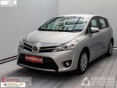 używany Toyota Verso 1.6dm 112KM 2014r. 129 384km