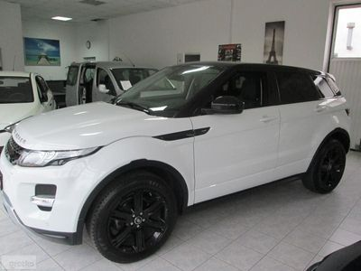 używany Land Rover Range Rover evoque PREMIUM