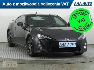 używany Toyota GT86  Salon Polska, Serwis ASO, Automat, VAT 23%, Skóra, Navi,