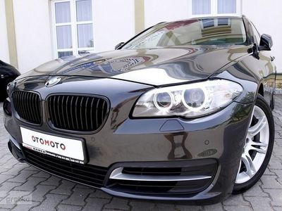 używany BMW 520 SERIA 52.0D 190KM/BiXenon/Navi/Serwisowany w ASO/Bezwyp/Perfekcyjny Sta