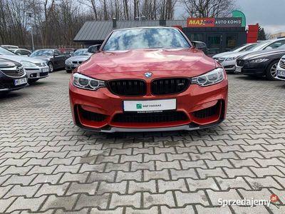 używany BMW M3 3dm 432KM 2015r. 55 000km