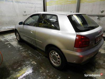 używany Audi A3 I (8L) Zarejestrowany 1,9 TDi 90 KM, Olsztyn