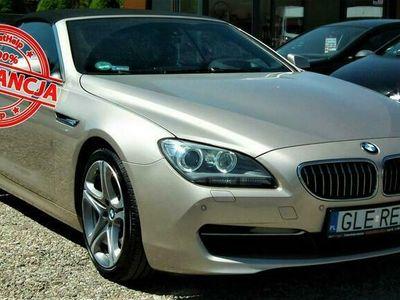 używany BMW 640 Cabriolet 640 i - - Kamera - HUD - Tempomat - LED - Raty / Zamiana F12/F13 (2011-)