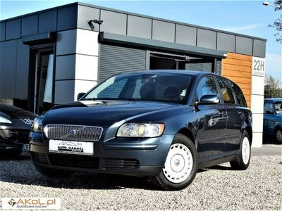 używany Volvo V50 1.8dm 125KM 2005r. 260 000km
