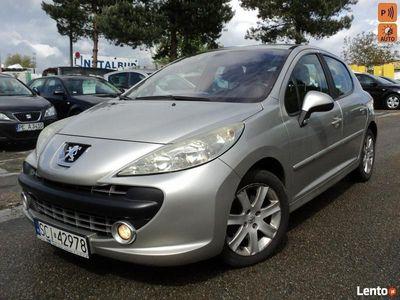 używany Peugeot 207 1.6dm 110KM 2008r. 125 802km