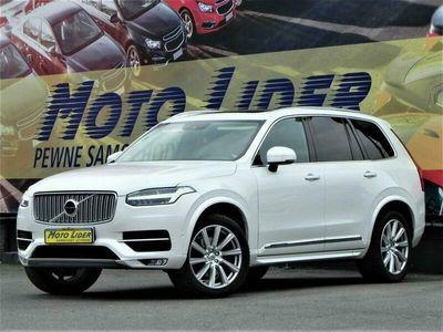 używany Volvo XC90 IV Salon PL, VAT 23%, gwarancja, Inscription