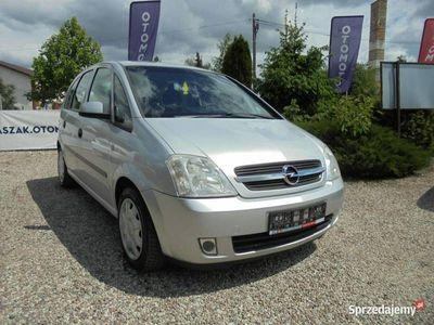 używany Opel Meriva Bezwypadkowa 1.6 benzyna serwisowana ,niski przebieg, klima! I (2002-2010)