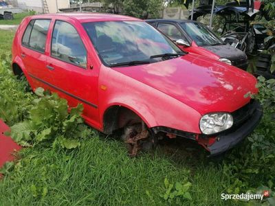 używany VW Golf IV w całości lub części nie kompletny