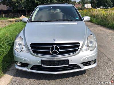 używany Mercedes R320 4 MATIC LONG z GWARANCJĄ-POLECAM!!!