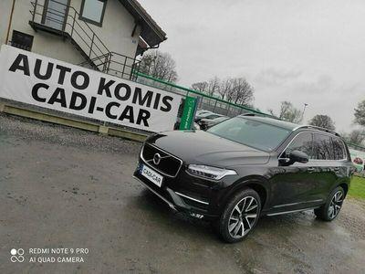 używany Volvo XC90 2dm 235KM 2017r. 59 000km