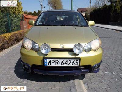 używany Honda HR-V 1.6 4WD Klima Super stan 1.5 1.6 4WD Klima Super stan ręczna klima.