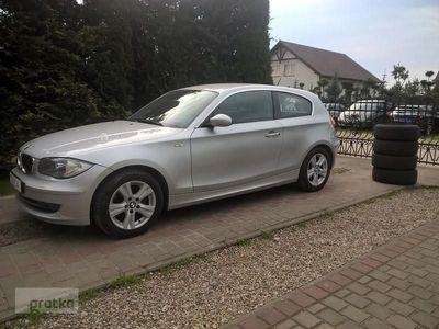 używany BMW 118 SERIA 1Cena zawiera opłaty, Bezpośredni importer, Udokumentowany przebi